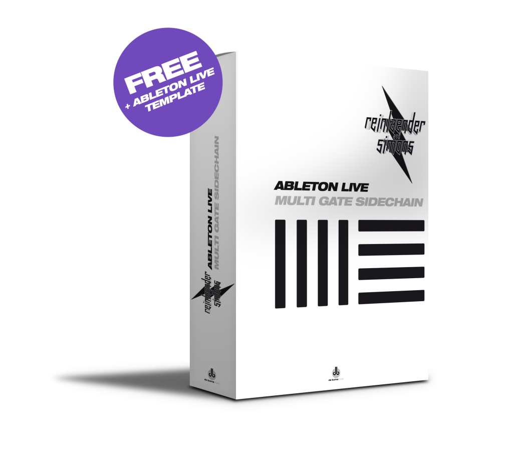 Free ABLETON LIVE Multi Gate Sidechain Plug-In Pack + Template ...